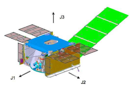 spacecraft bus - photo #4