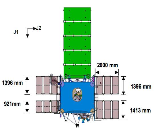 spacecraft bus - photo #8