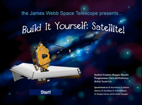 Build It Yourself: Satellite! Game icon