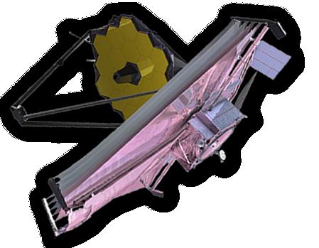 Resultado de imagem para Telescópio Espacial James Webb